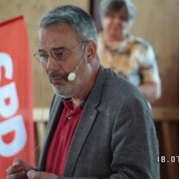 Landtagsabgeordneter Gerd Hujahn