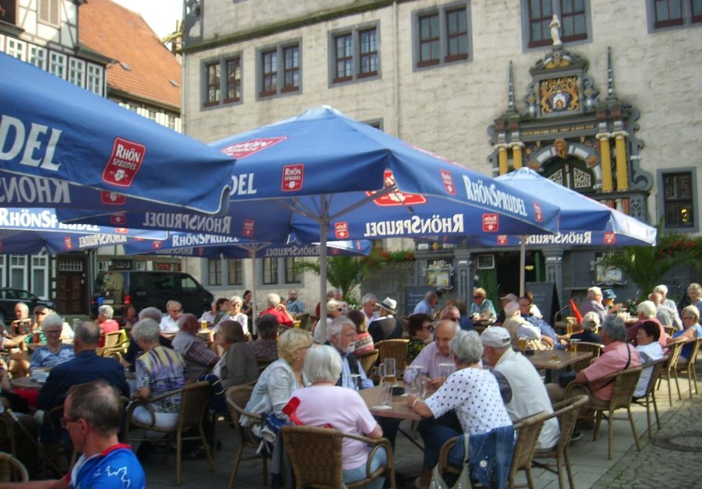Ag60+ Auf Dem Rathausplatz